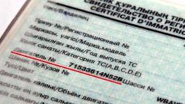 В Казахстане появится новый документ для автомобилей