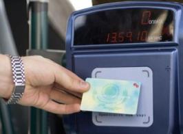 Электронные билеты в автобусах Алматы появятся с 2015 года